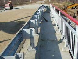 11МО Мостовые ограждения барьерного типа - фото 5