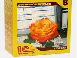 1С:Предприятие 8.3 Бухгалтерия для Казахстана базовая