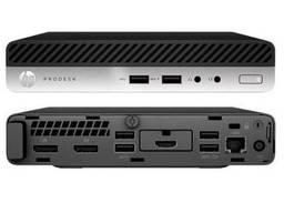 5FY29EA HP Prodesk 400 G4 DM / 400G4DM / i3-8100T / 8GB /. ..