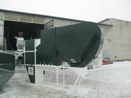 Аэродинамический сепаратор ИСМ-15 ЦОК