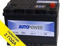 Аккумулятор Autopawer 68AH 550A