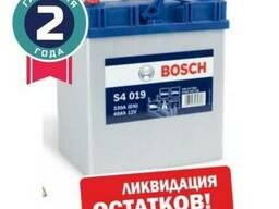 Aккумулятор Bosh 40AH