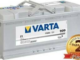 Аккумулятор Varta Silver Dynamic I1 110AH