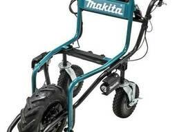 Аккумуляторная садовая тележка Makita DCU180Z