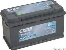 Аккумуляторы для авто EXIDE
