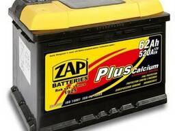 Аккумуляторы для авто ZAP