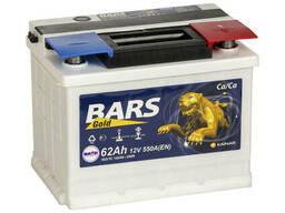 Аккумуляторы Bars Gold 6CT-62