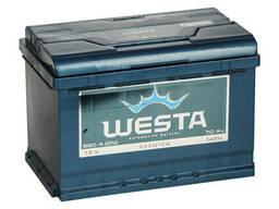 Аккумуляторы WESTA 6CT-70