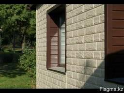 Акриловая панель Stone House камень