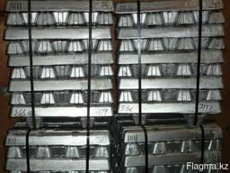 Алюминиевая чушка АК120Ч