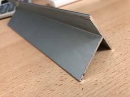 Алюминиевый т образный профиль для керамогранита