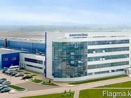 Алюминиевые изделия Алютех, окна, витражи, фасады в Алматы - фото 2