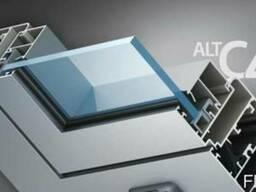 Алюминиевые изделия Алютех, окна, витражи, фасады в Алматы - фото 3