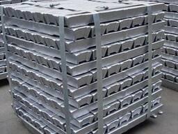 Алюминий любой марки, медь любой, цинк, олово и многое.