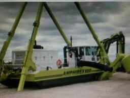 Земснаряды из Канады Amphibex AE650E. - фото 3