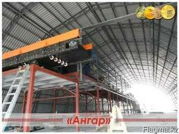 Ангар - Выгодная альтернатива капитальному строительству - фото 3