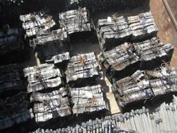 Анкерная крепь в комплекте с гайкой и демпферной пластиной - фото 3