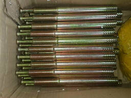 Анкерная тяга с накладками 60x315x75 мм 09Г2С СНиП 3-18-95