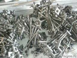 Foundation bolts from St 09G2S, 40X type 1. 1