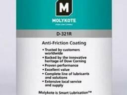 Антифрикционное покрытие Molykote D-321R