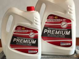 """Антифриз """"Premium"""" -42 (красный, зеленый) по оптовым ценам"""
