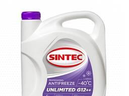Антифриз Sintec Unlimited Lobrid G12 plusplus (-40) (5кг)