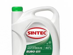 Антифриз зеленый Sintec Euro G11 -40 (10кг)