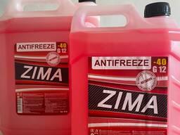 """Антифриз """"ZIMA"""" (красный, зеленый) по оптовым ценам"""