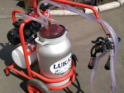 Аппарат доильный LUKAS (Турция) на 1 корову