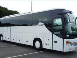 Аренда автобуса для выезда в зоны отдыха