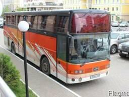 Аренда автобуса, междугородние перевозки