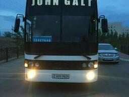 Аренда автобуса, пассажирские перевозки