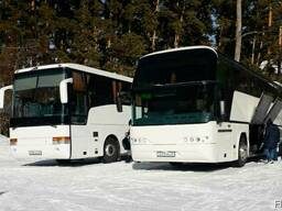 Аренда автобусов в Астане
