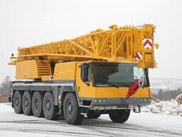 Аренда автокрана 160 тонн, автокран 160 тонн, Нур-Султан