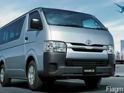 Аренда микроавтобуса с кондиционером Toyota HiAce