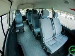 Аренда микроавтобуса Toyota hiace