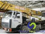 Аренда, услуги автокрана 50 тонн - фото 3