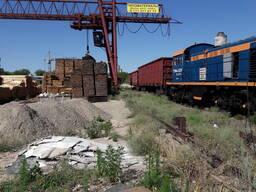 Аренда железнодорожного тупика