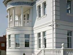 Архитектурный дизайн фасада