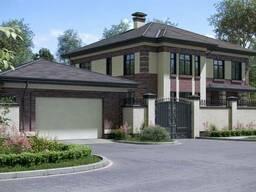 Архитектурный, эскизный проект дома, коттеджа, зданий - фото 2