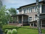 Архитектурный, эскизный проект дома, коттеджа, зданий - фото 3