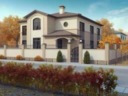 Архитектурный, эскизный проект дома, коттеджа, зданий - фото 5