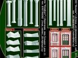 Архитектурный и интерьерный декор из полиуретана в Караганде - фото 1