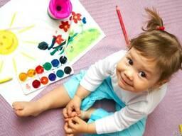 Арт-терапия для детей от 4 лет в детском центре Совершенство