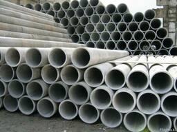 Асбоцементная труба напорная/безнапорная д от 100мм до 500мм