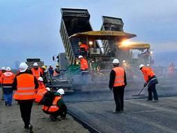 Асфальтирование, ремонт дорог, благоустройство территории