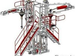 АСН-10ВГ, Ду100 2/2. Устройство слива-налива нефтепродуктов.