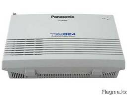 АТС Panasonic KX-TEM824RU 3 на 8 б\у
