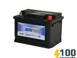 Autopower 60AH 540A