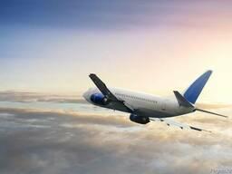 Авиаперевозки грузов из Индии в Казахстан